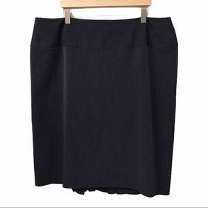 ADDITION ELLE Skirt with pleat.